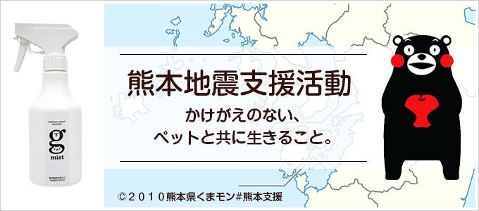 熊本地震支援活動